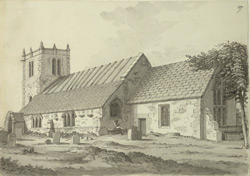 Skegby Church f.157